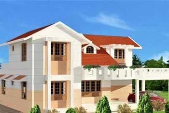 luxury villas in Punalur