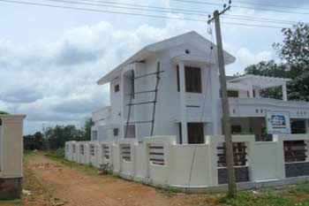 New Villa Projects in Kollam